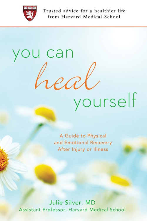 You Can Heal Yourself, Julie Silver, MD book cover